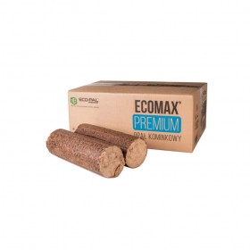 BRYKIET ECOMAX PREMIUM 12 kg
