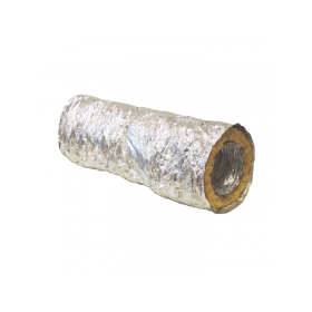 Rura elastyczna RESD 100 (opk.10 mb) z izolacją alum.