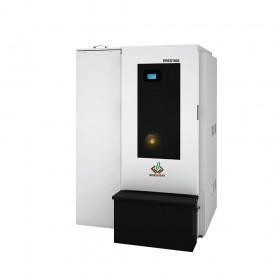 Kocioł na pellet Prestige 25 kW full automat z zasobnikiem bocznym