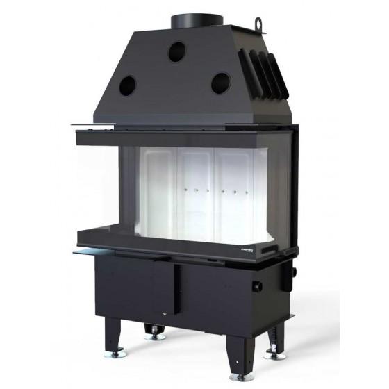 Wkład kominkowy Defro Home Intra SM C 10 kW