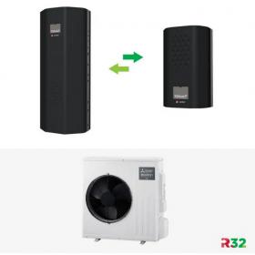Pompa ciepła 7,5 kW / 230V typu split – Termoplus