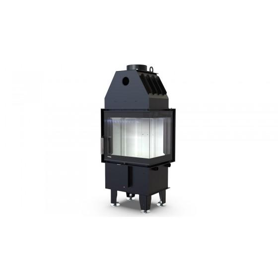 Wkład kominkowy Defro Home Intra XSM BP MINI 8 kW