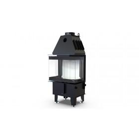 Wkład kominkowy Defro Home Intra XSM C 8 kW