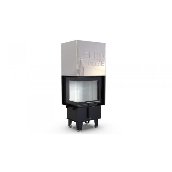Wkład kominkowy Defro Home Intra XSM BL MINI G 8 kW