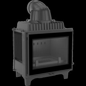 wkład kominkowy Franek 10kW  xyz-1