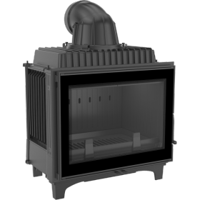 wkład kominkowy Franek 12 kW xyz-1