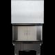 wkład kominkowy NBC 800/2x400 xyz-2 V2