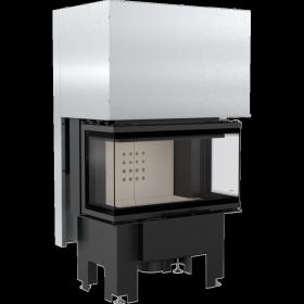 Wkład kominkowy 7 kW z trójstronnym przeszkleniem NBC 680 280