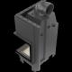 Wkład kominkowy MBZ prawy BS  xyz-2 V2