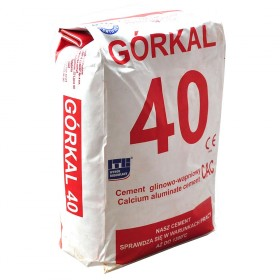 Cement Górkal 40 worek 5 kg