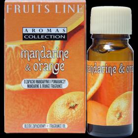 Olejek zapachowy - mandarynka / pomarańcza - 10ml