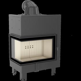 Wkład kominkowy lewy 10 kW BS V2 MBM