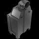 Wkład kominkowy MBM  xyz-2 V2